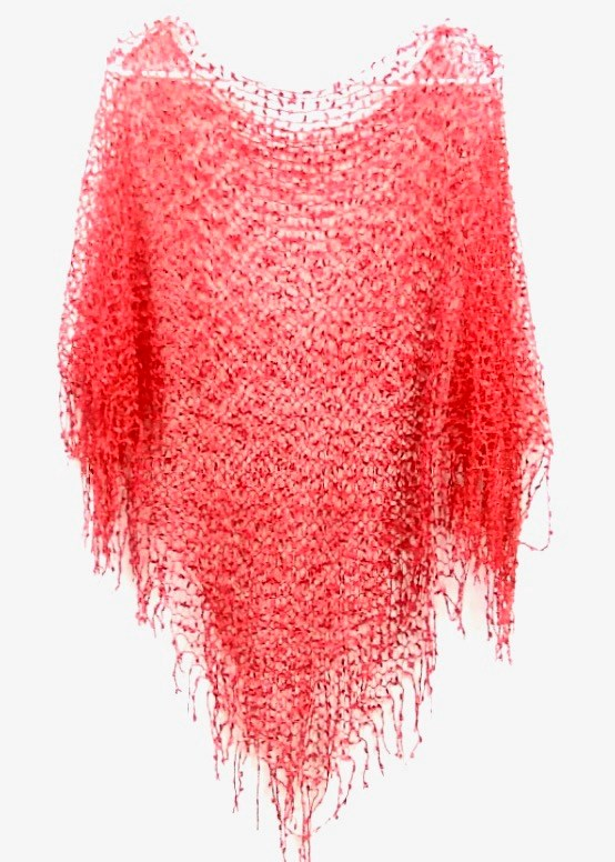 Red Shawl