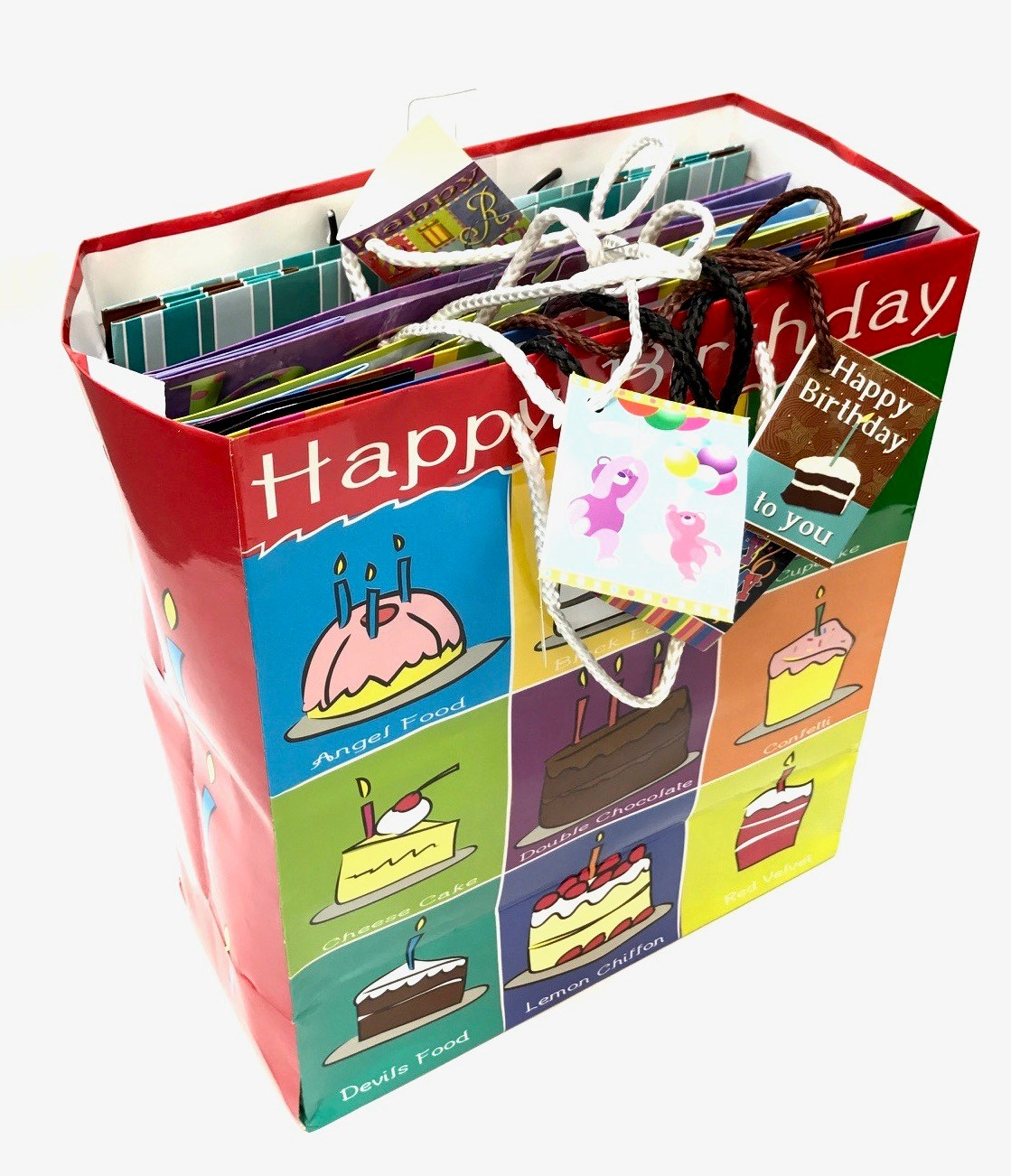 Large Gift Bag - Birthday