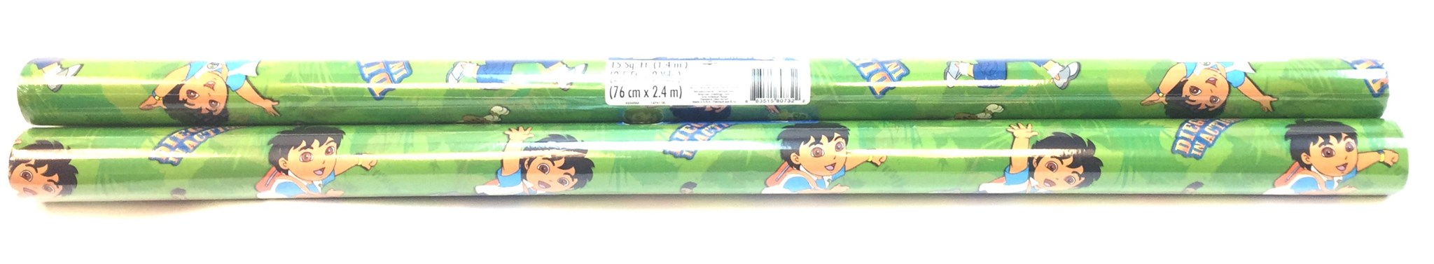Diego In Action 15 Ft Gift Wrap