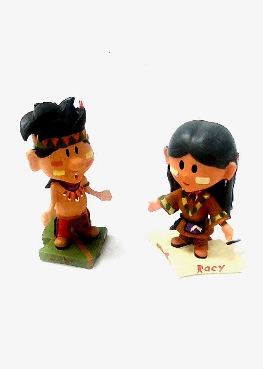 "3.5"" Coby Racy Figurine Asst"