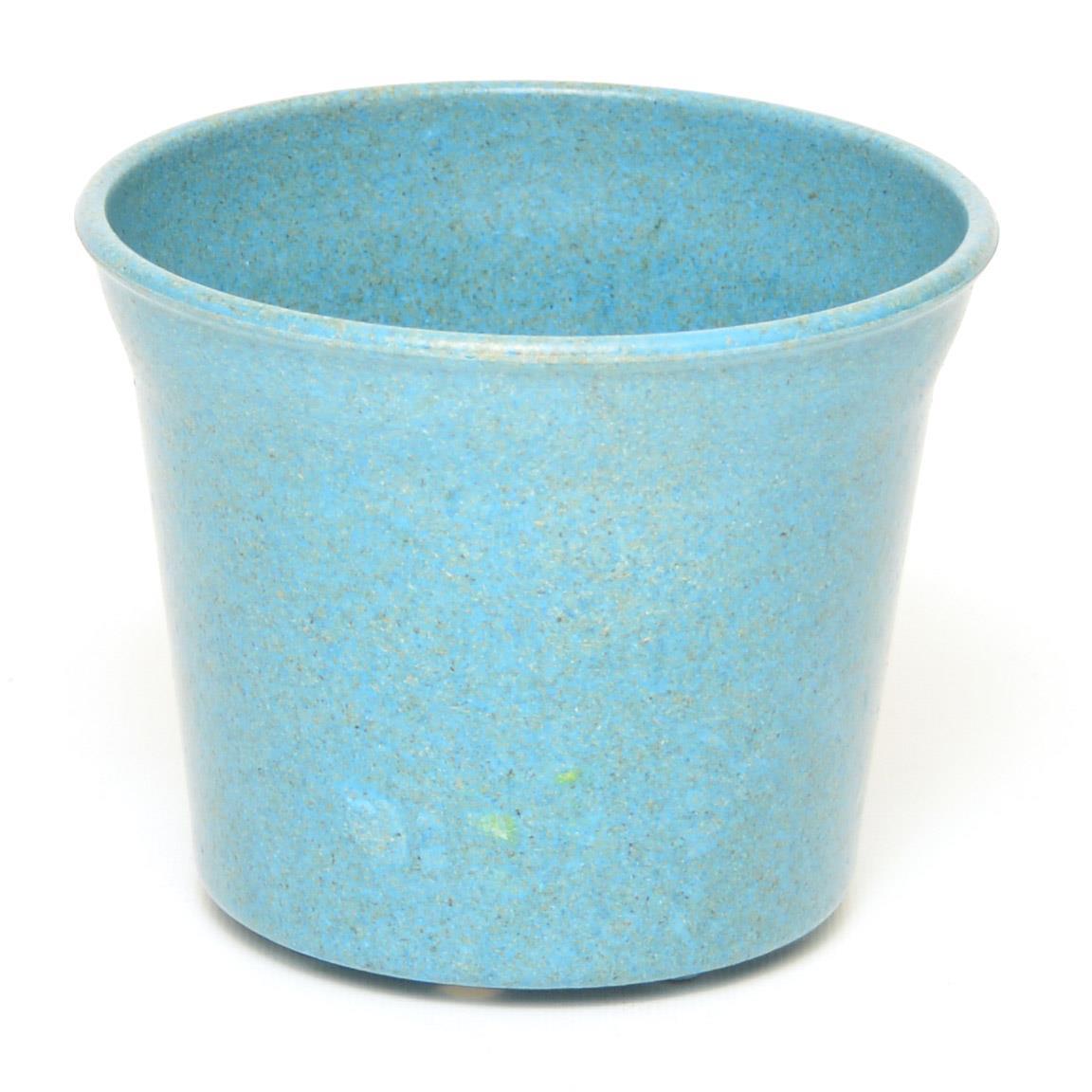 3x3 Flared Cylinder - Ocean Blue