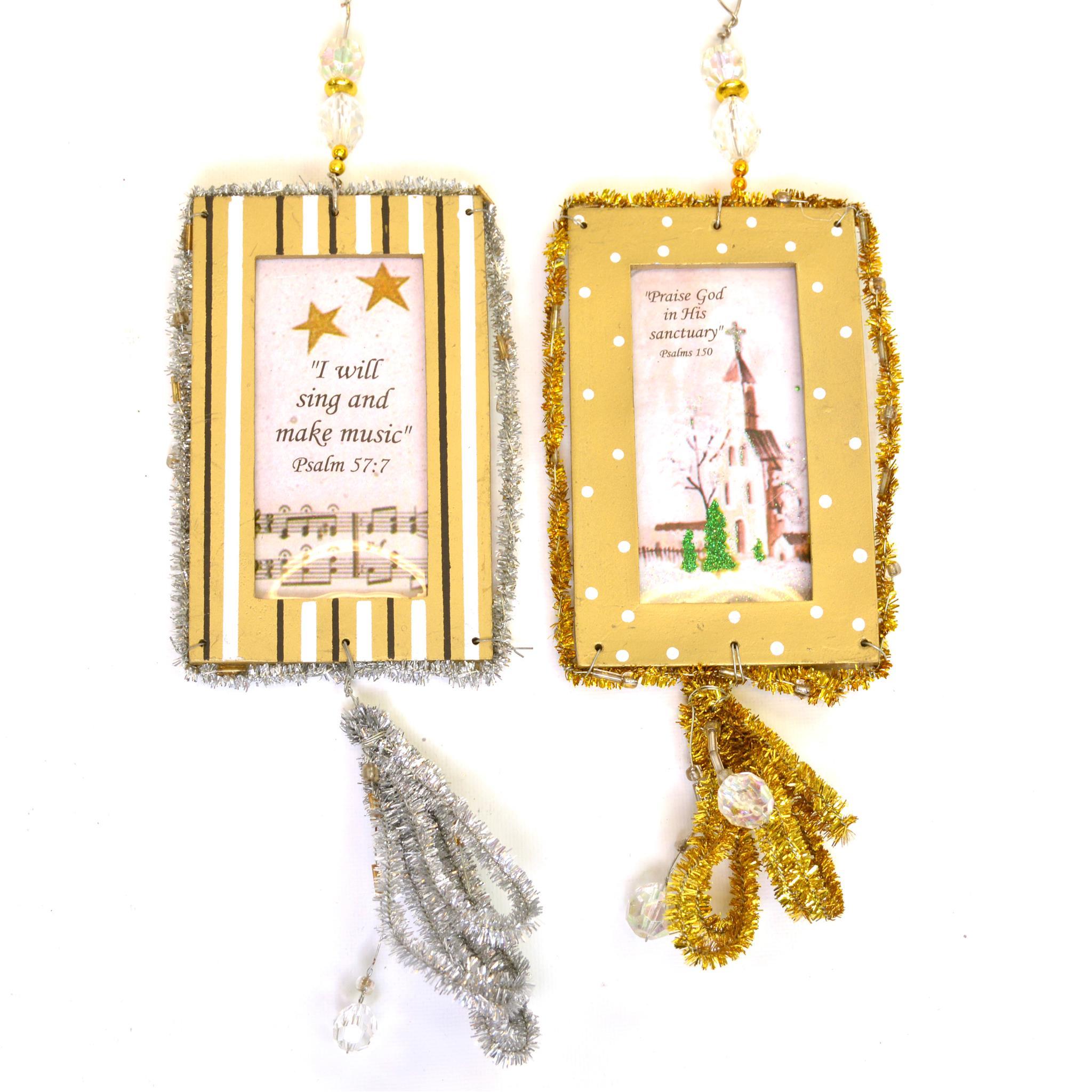 Heaven Ornament - Inspiration Set/4