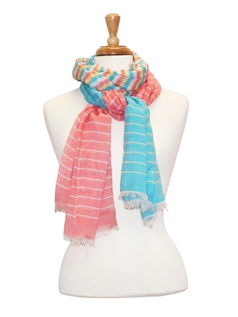 Tiny Stripes Scarf asst*
