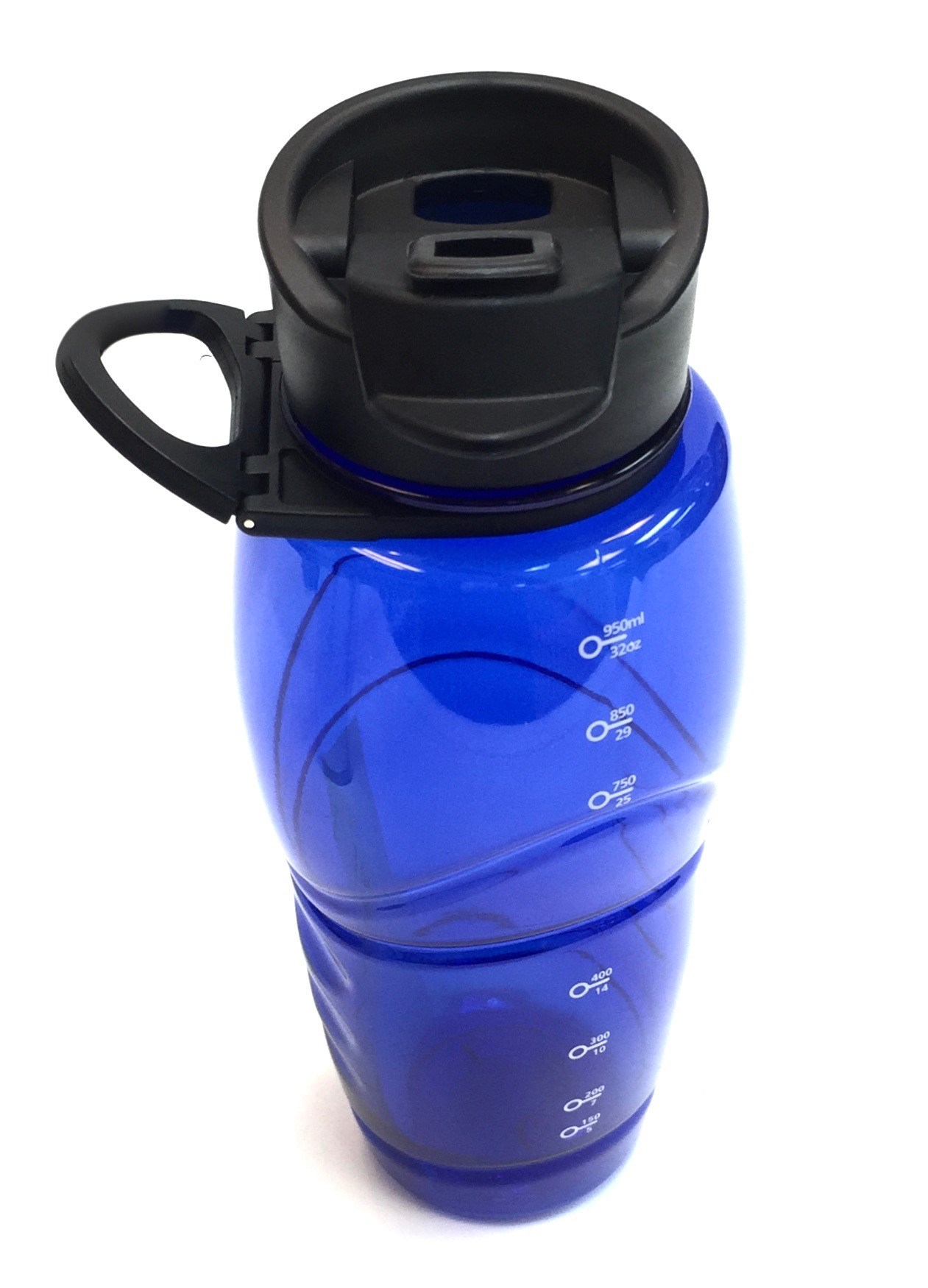 (45623B02) Extreme Bottle 34 Oz - Blue/Green