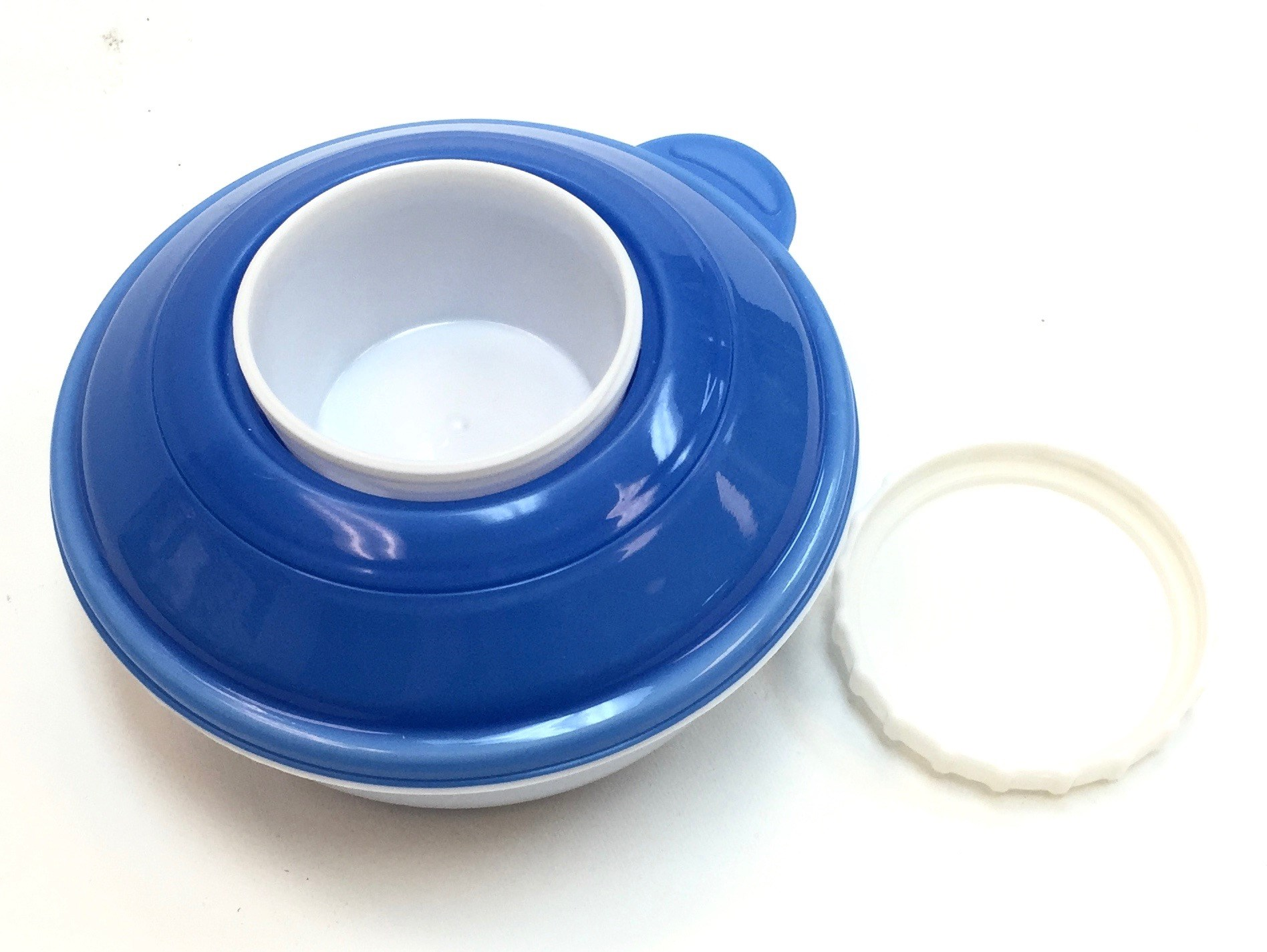 (45809) Cool Gear Snack & Dip - Blue