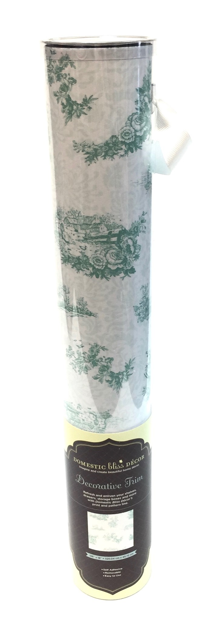 HCTR - Adult Toile Pattern 126x18