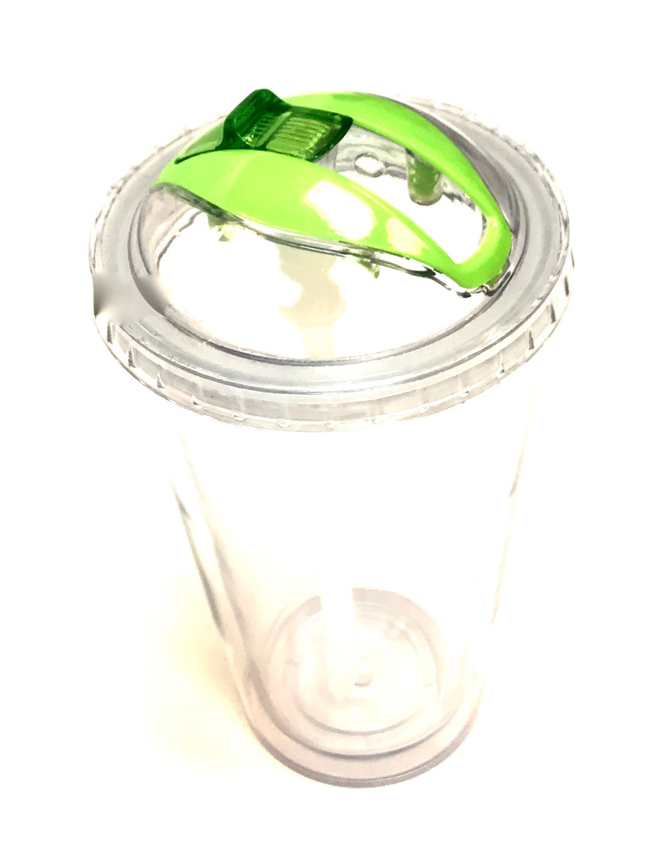 Disappear Straw Tumbler-Lime