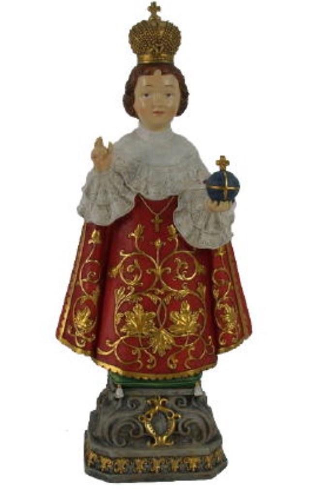 "Infant Jesus of Prage 12"""