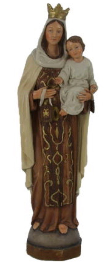"""Our Lady of Carmel 12"""""""