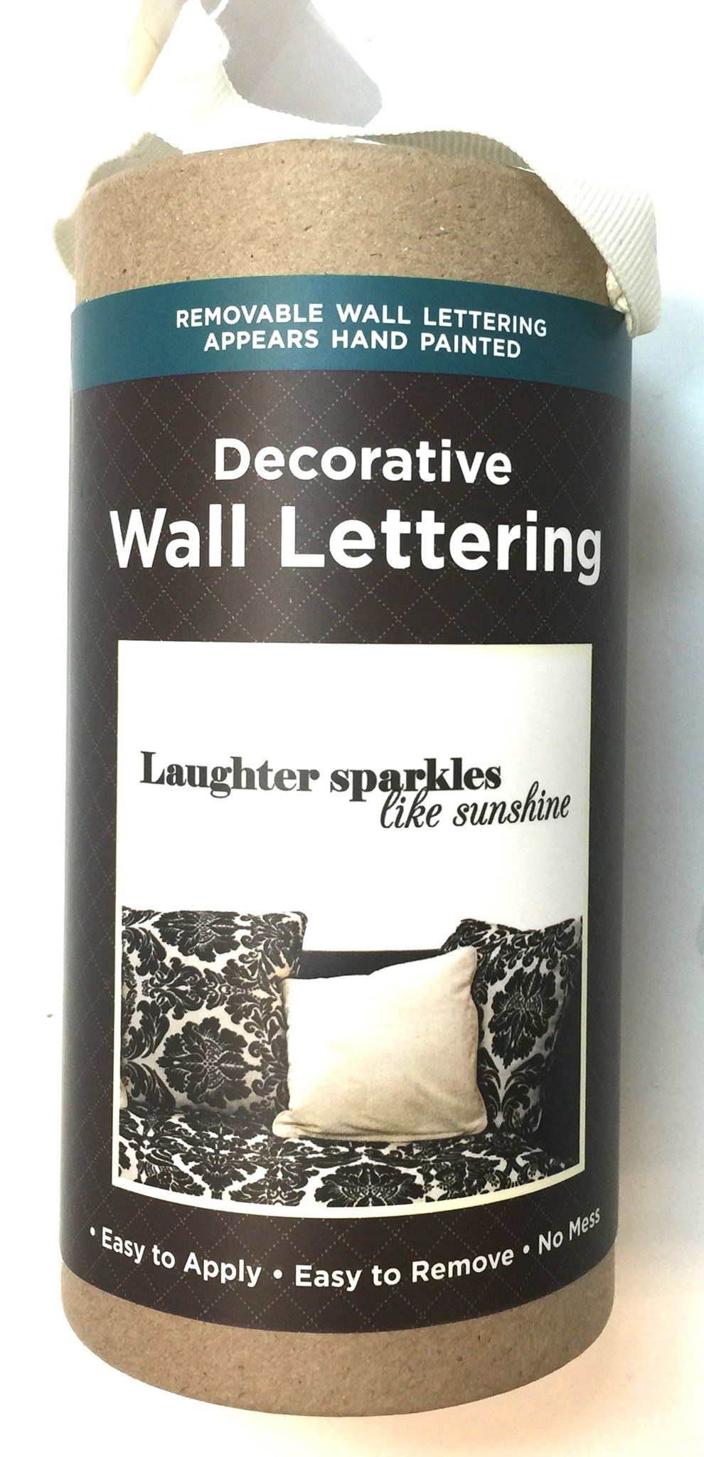 Letters-Laughter Sparkles