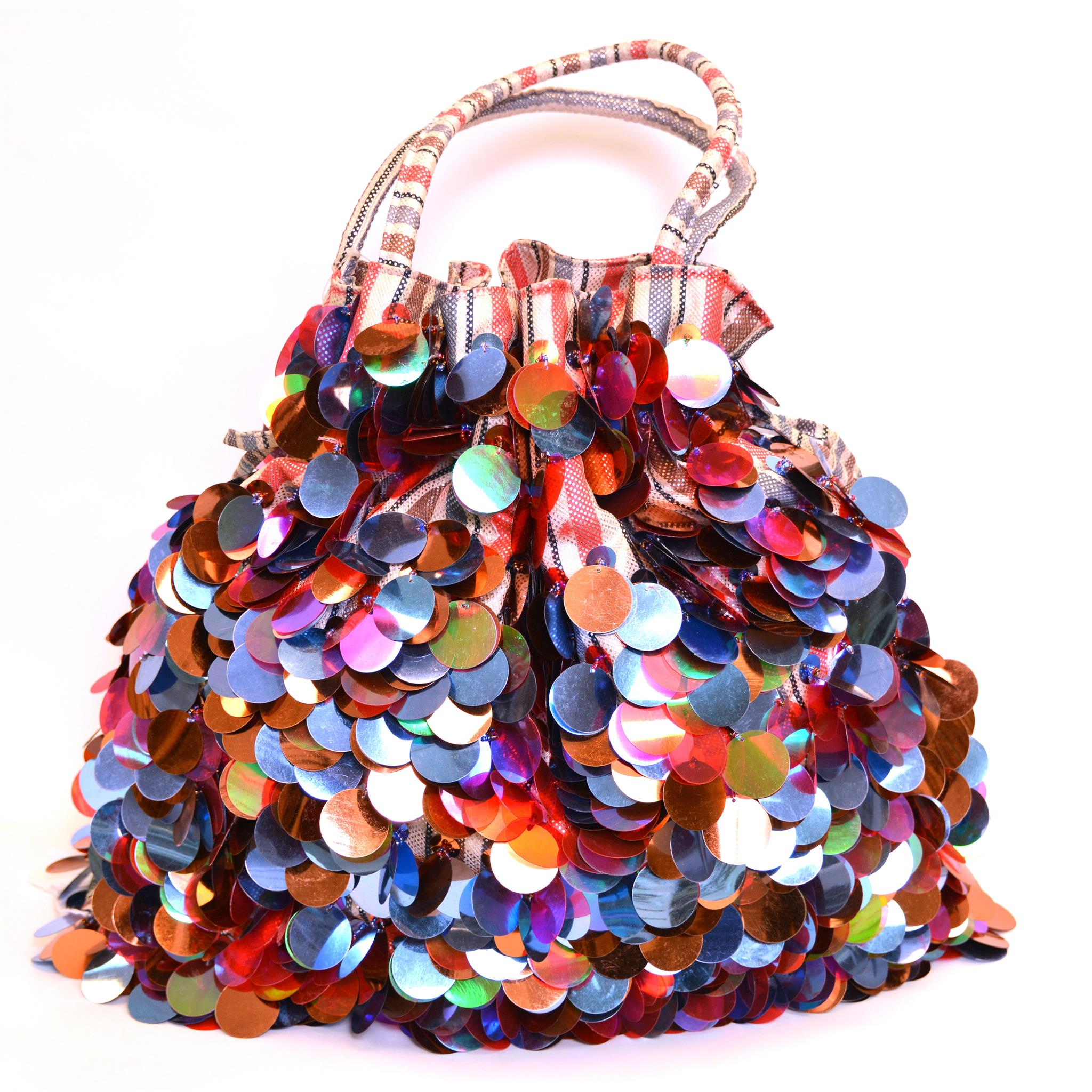 Glitter Bags Assorted