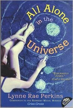 Book All Alone in the Universe
