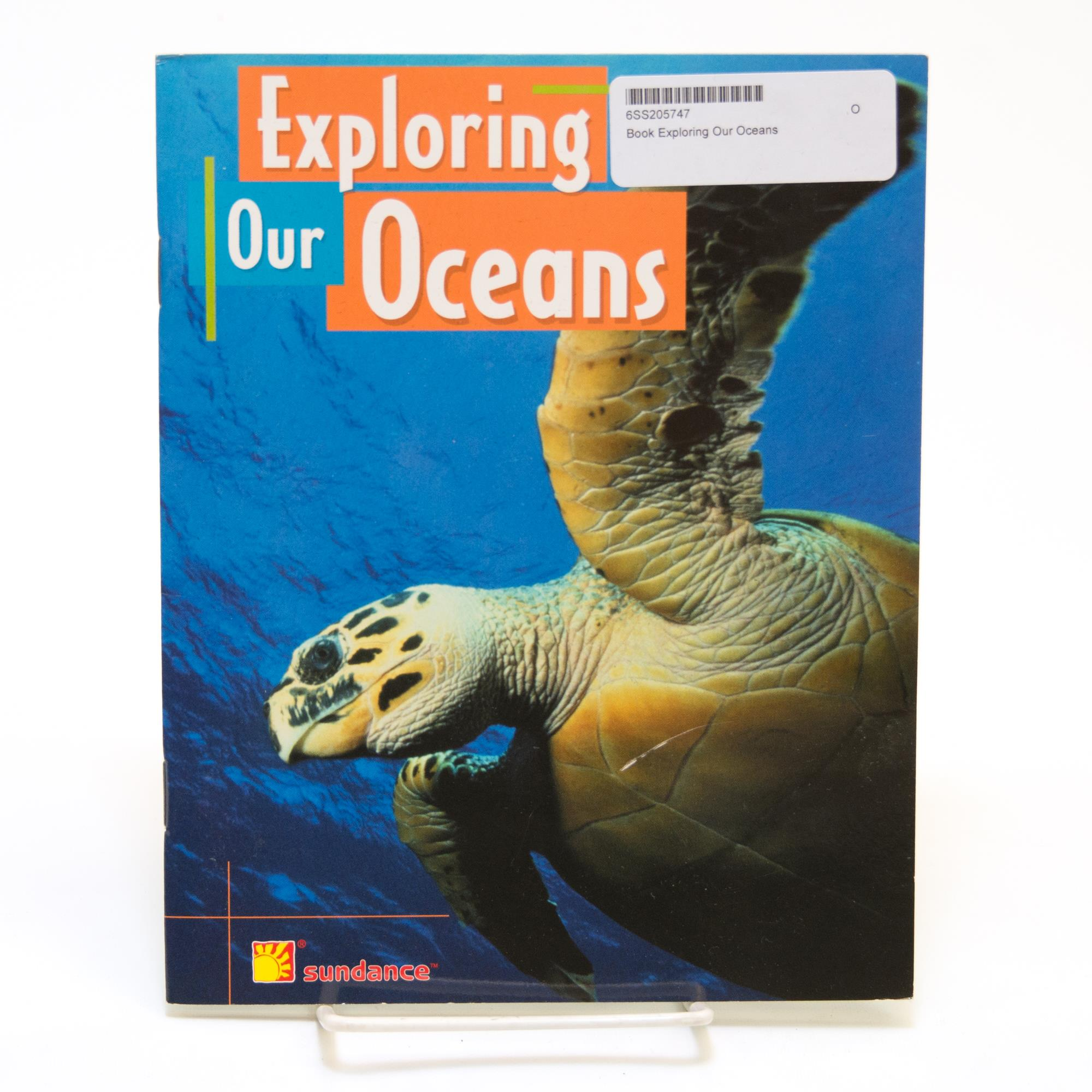 Book Exploring Our Oceans