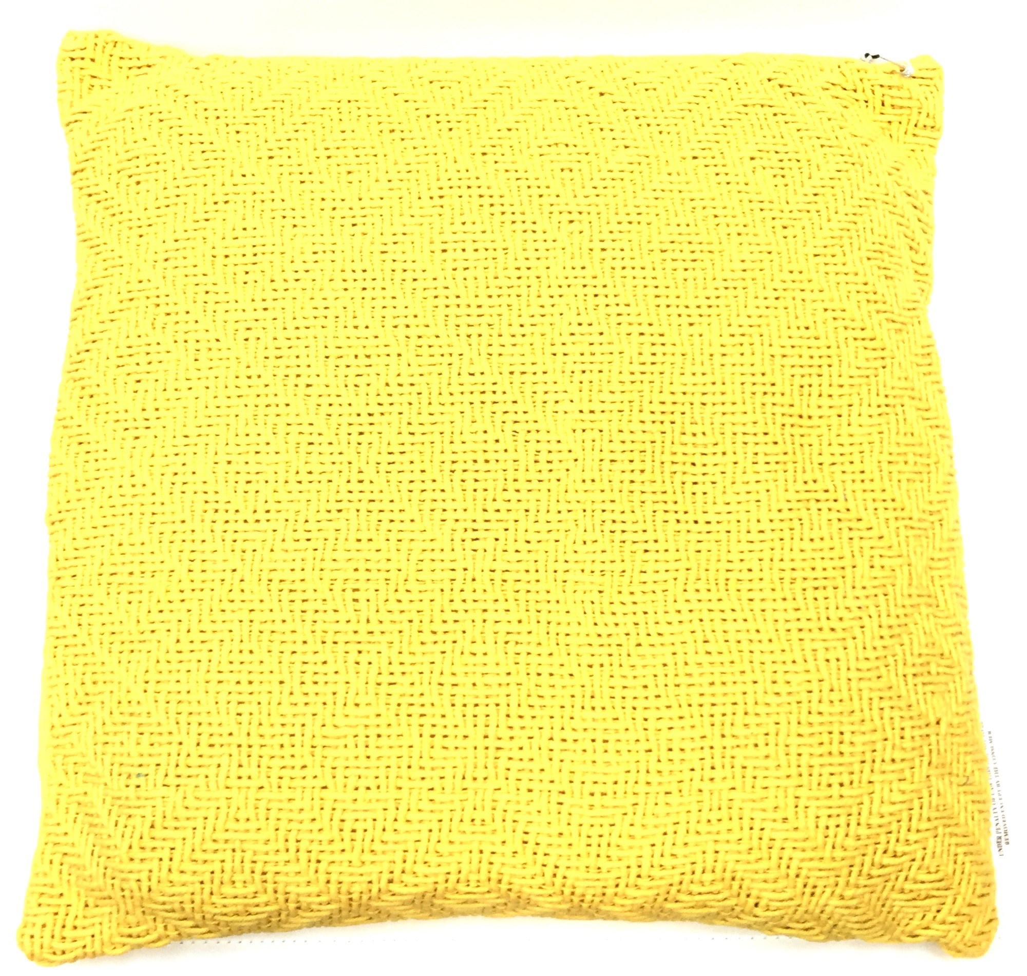 (543-548-553) 18x18 Chelsea Pillow - Yellow