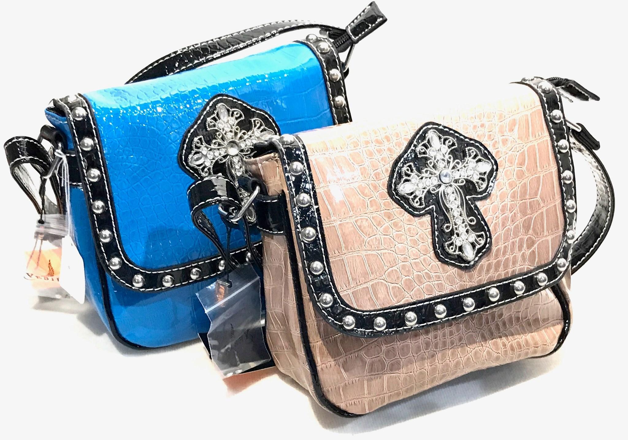 Cross Handbag Asst