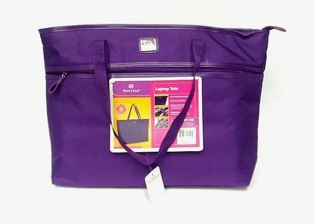 (PG12-091-001-01) Laptop Computer Bag Purple