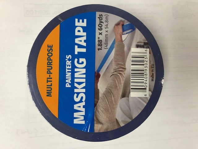 "2"" x 60 Yard Painters Masking Tape"