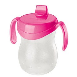 Sanremo Plastic Sippy Cup Pink