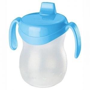 Sanremo Plastic Sippy Cup Blue