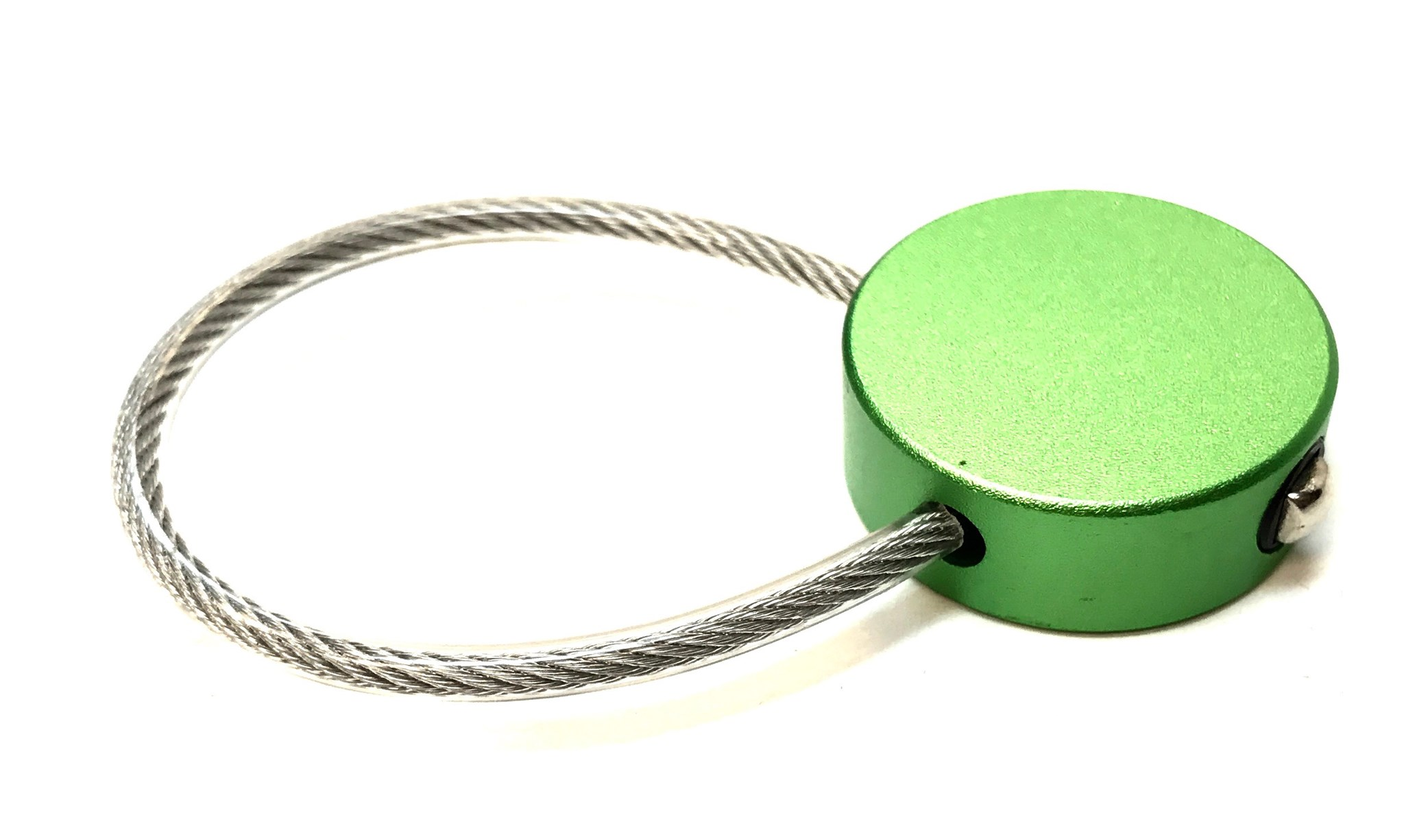 Lollipop Keychain - Green