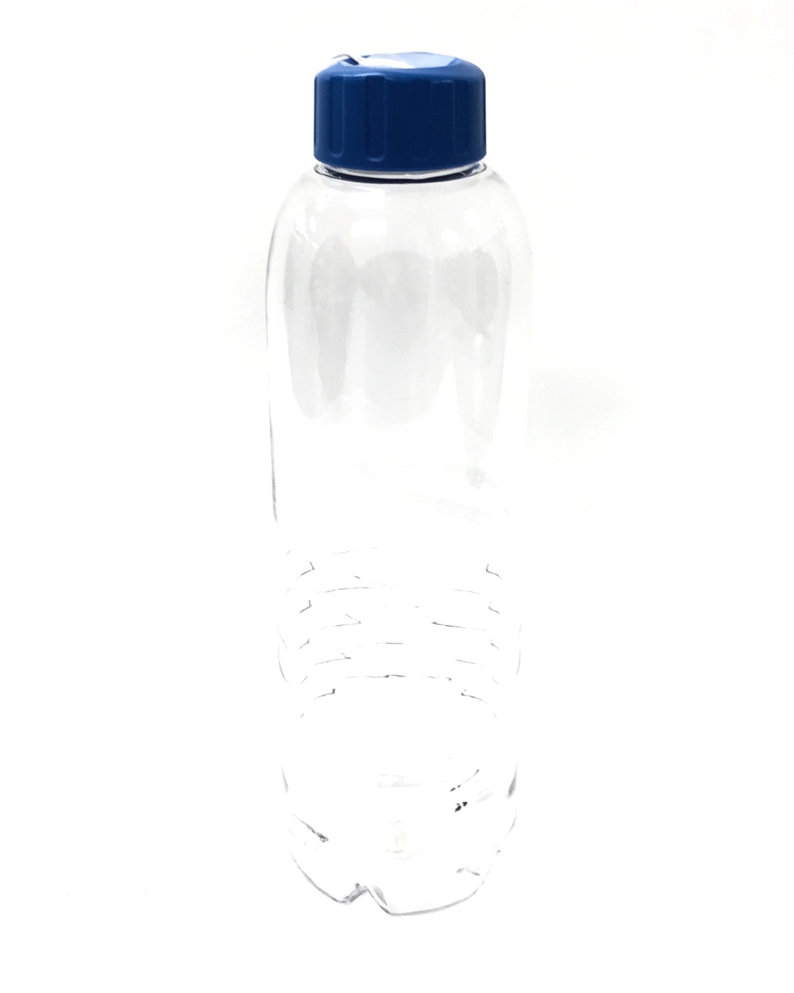 (0019422) Splash Bottle 30 Oz - Clear/Royal