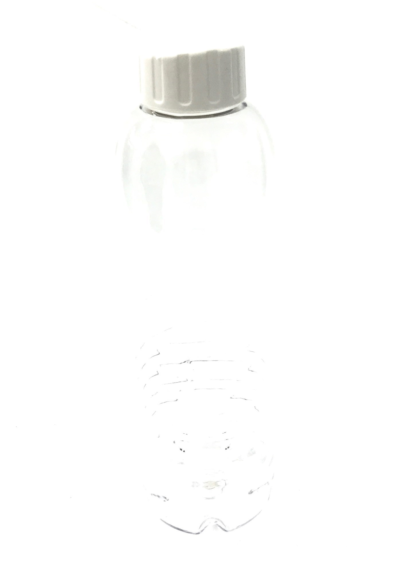 (0019424) Splash Bottle 30 Oz - Clear/White