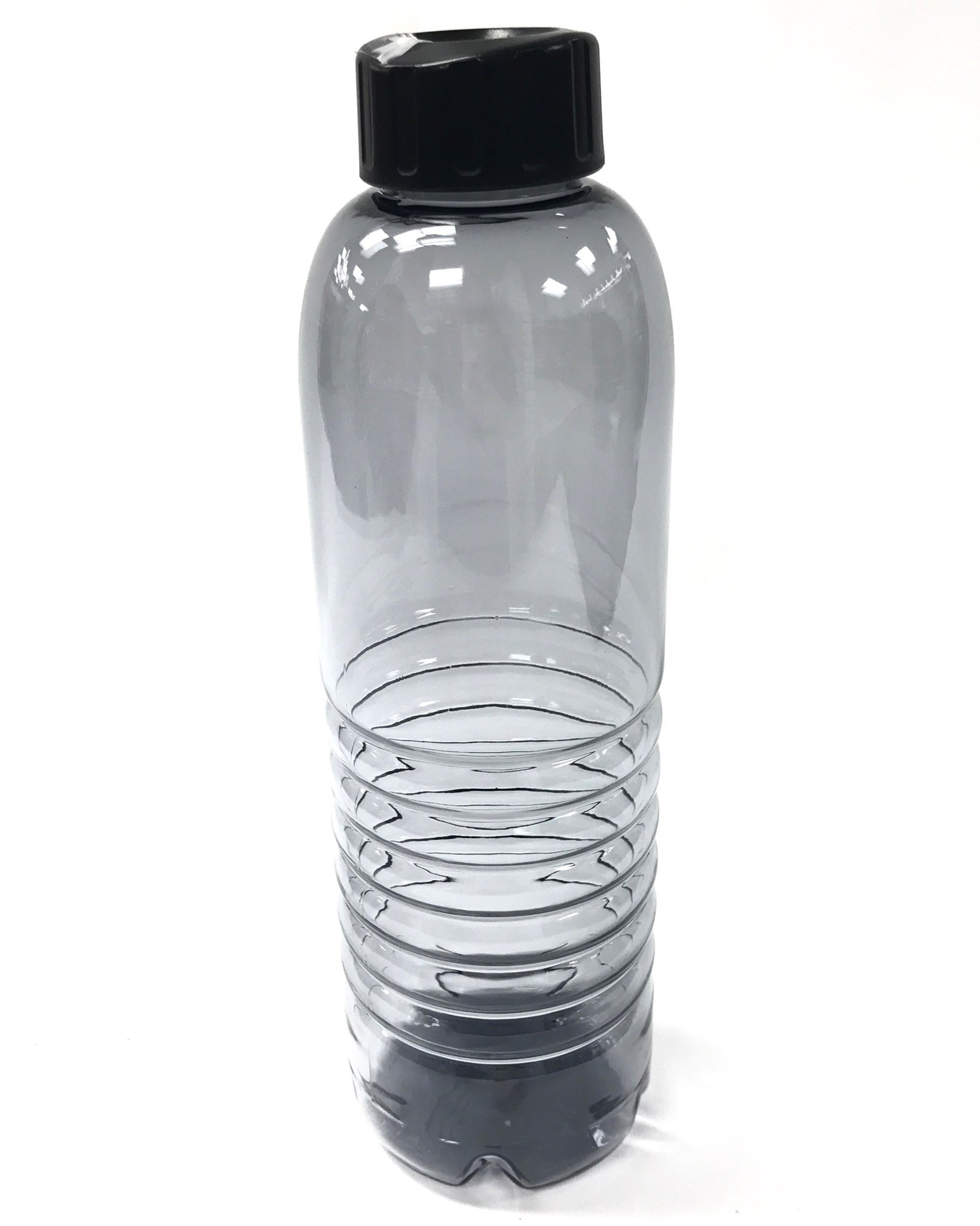 (0019421) Splash Bottle 30 Oz - Smoke/Black