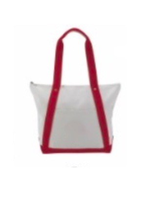 127602 Rivage Tote Red