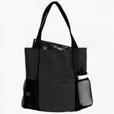15033 Tote Essential Black