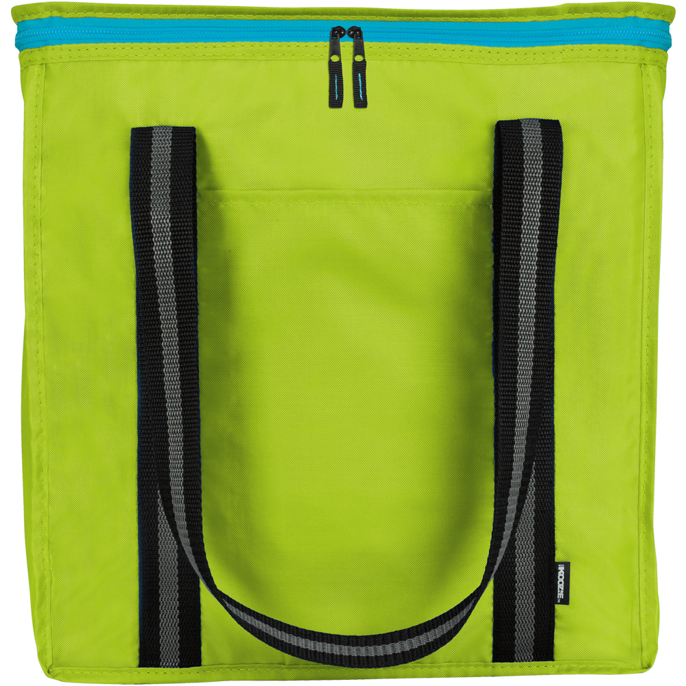 15835 Koozie Block Grocery Tote Apple Green Cooler