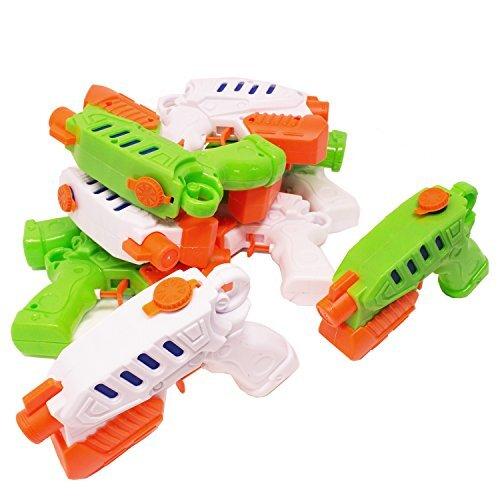 10 Pc Pack Space Water Gun