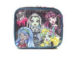 (B15MH-TA) Monster High Lunch bag