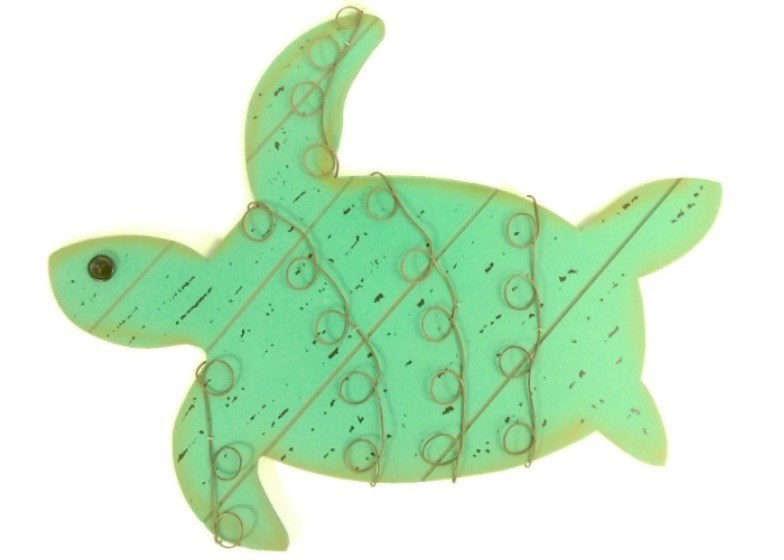 Turtle Wall Plaque