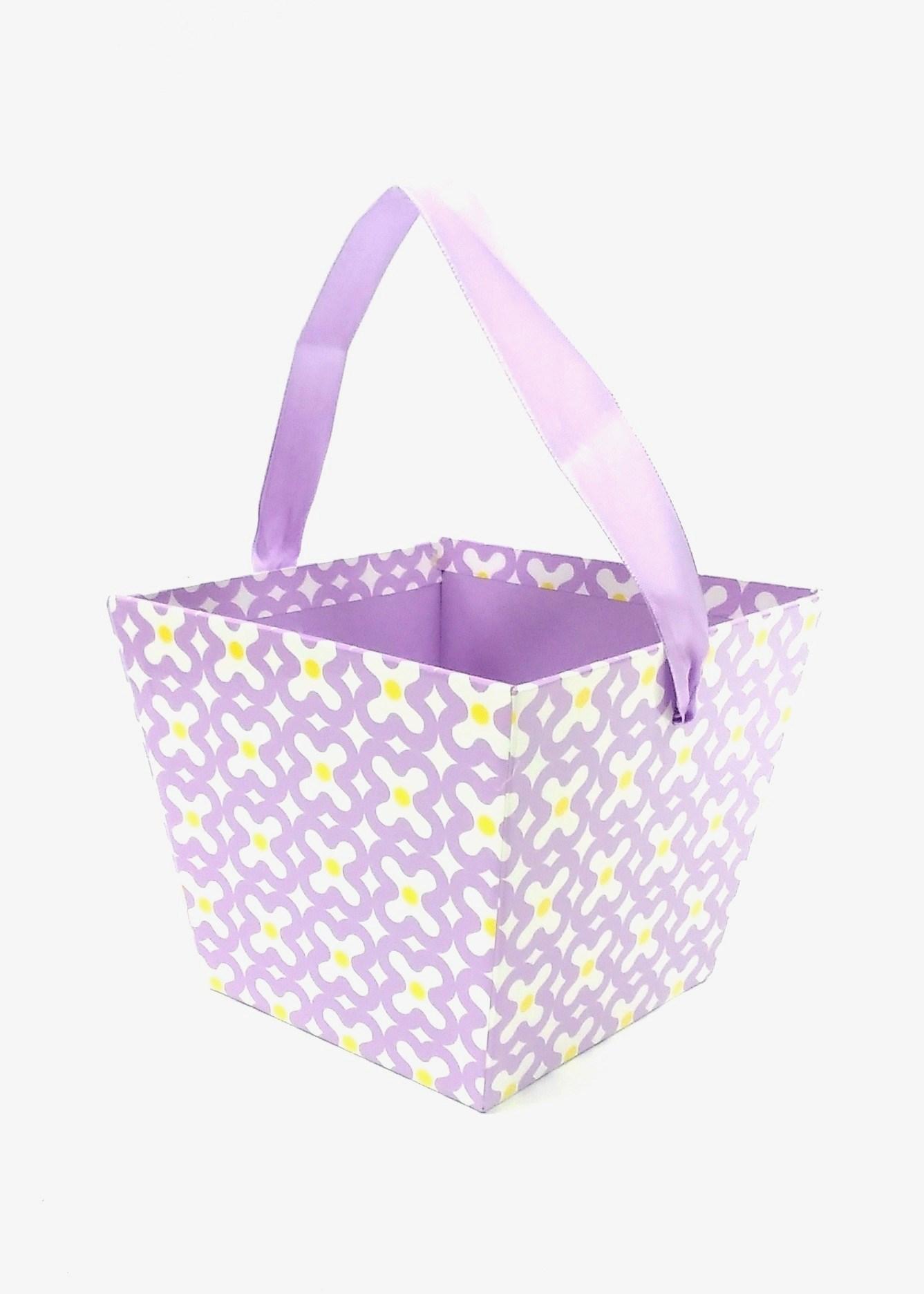 Gift Basket Lavender Flower