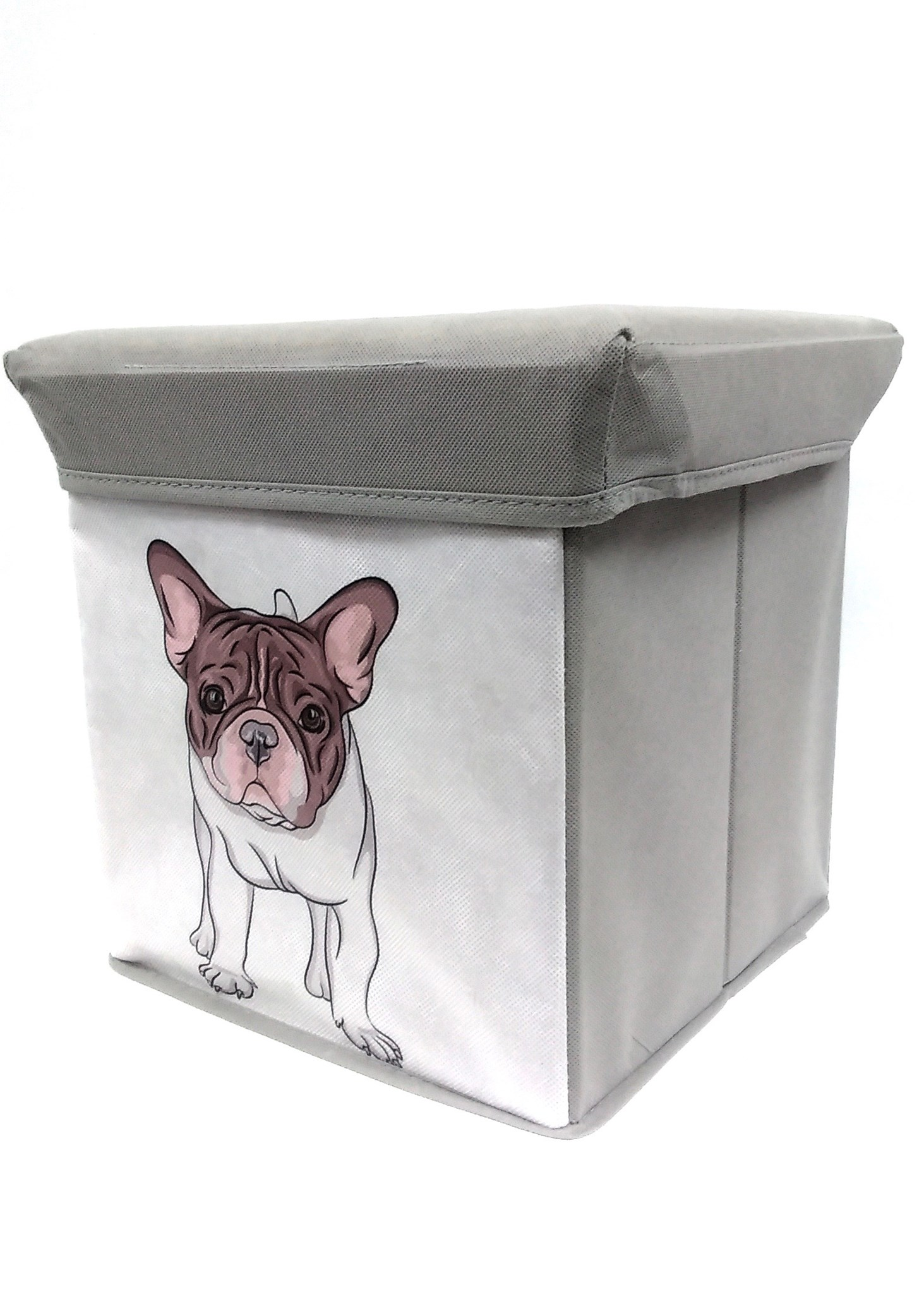 Storage Stool - Dog