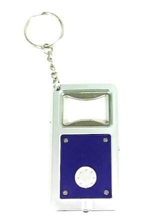 Square Bottle Keylight Opener