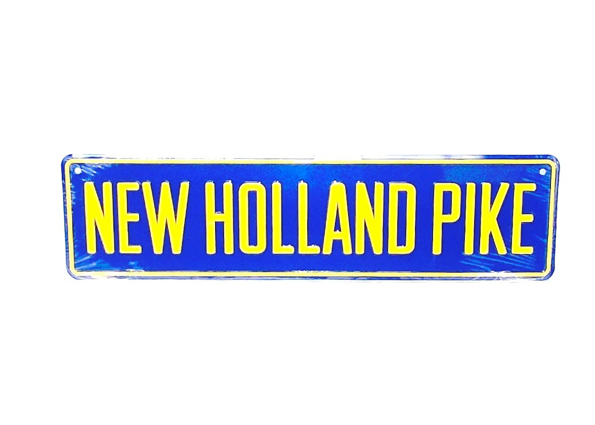 New Holland Pike Sign 5x14