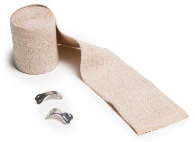 "10 Ct - 2""x5YD Elastic Bandage"