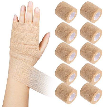 "10 Ct - 4""x5YD Elastic Bandage"