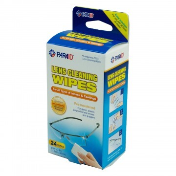 24 Ct Lens Cleaning Wipes
