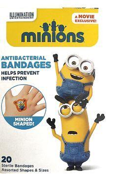 Minions Bandage in Tin