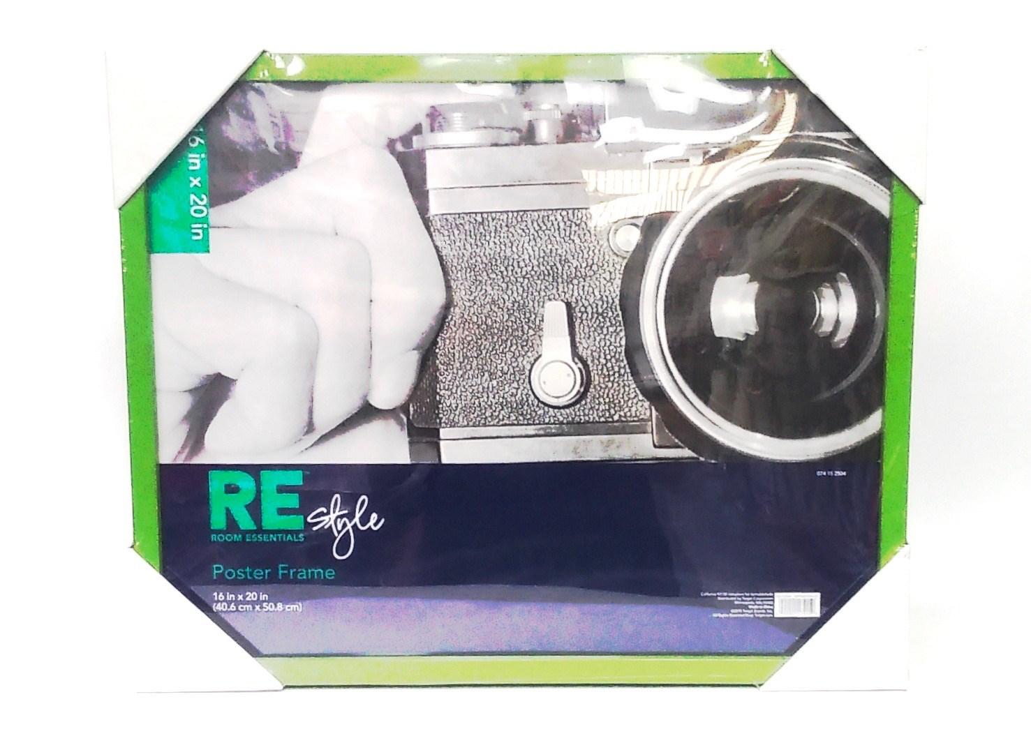 (07415) Green 16x20 Frame