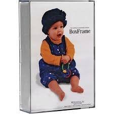 (11810) Acrylic Box Frame