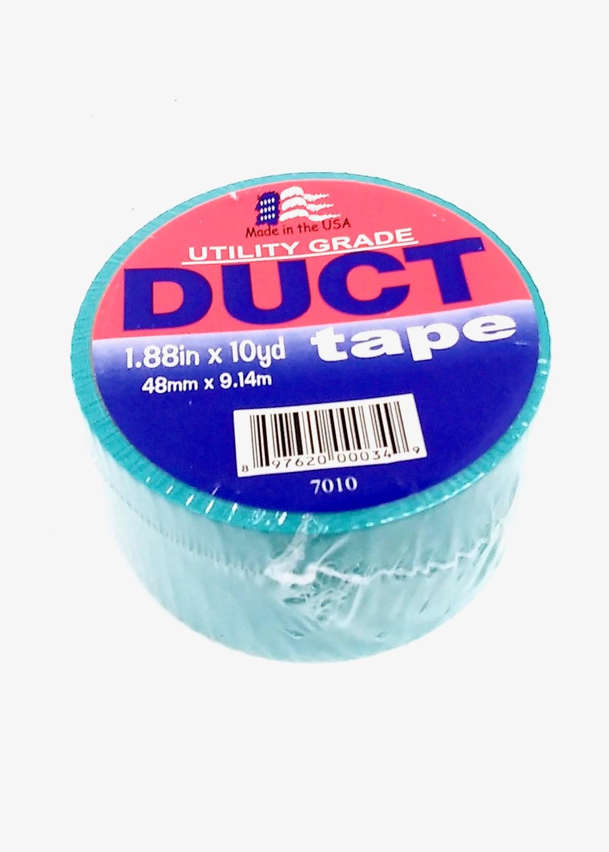Duct Tape 10 Yard Aqua