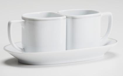 Teapot Sets Silver Border