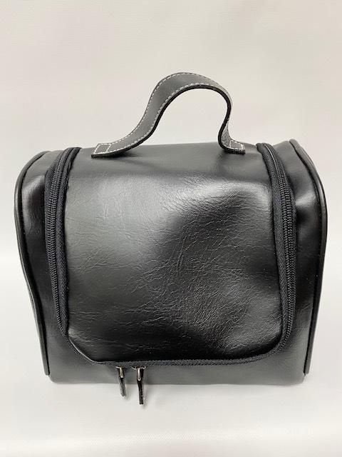 Black Train Case Travel Bag