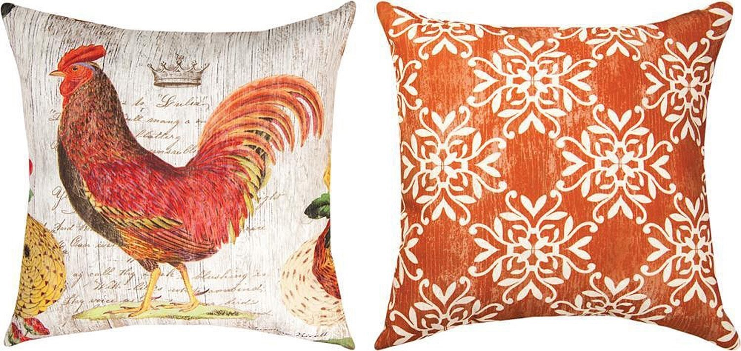 Gallic Rooster Multi Pillow