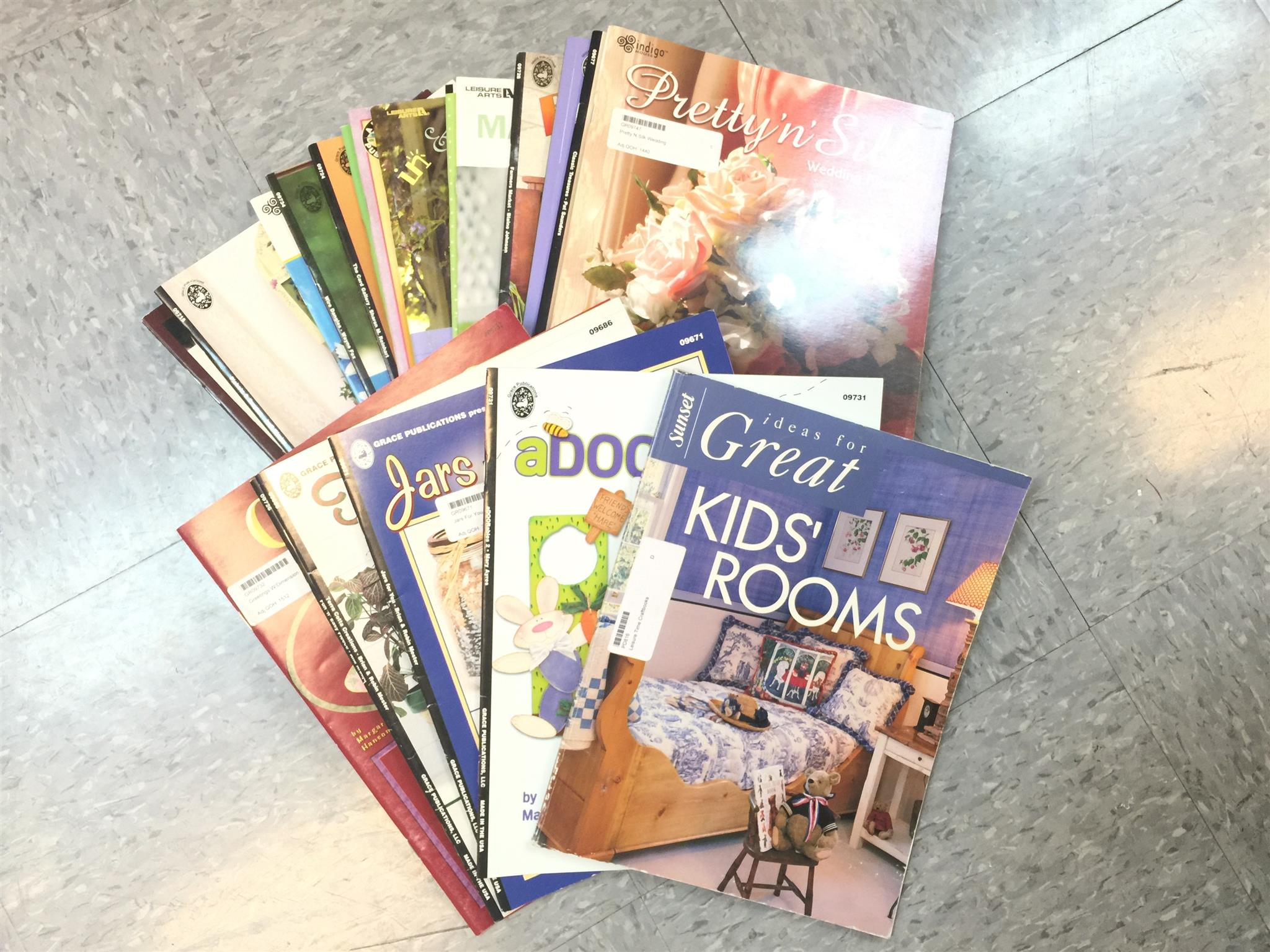 Leisure Time Craftbooks