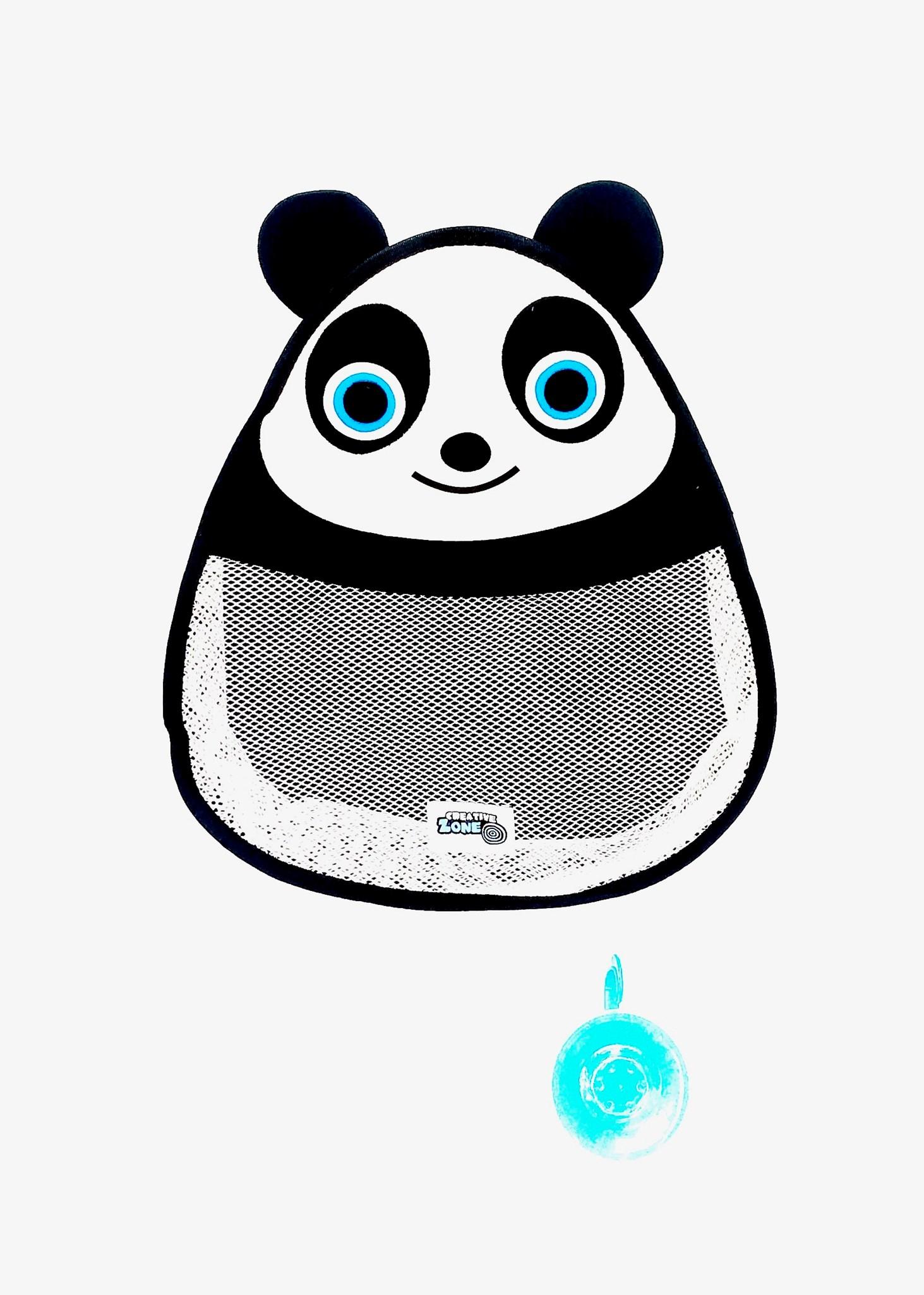 Kid Zone Bath Toy Organizer - Panda