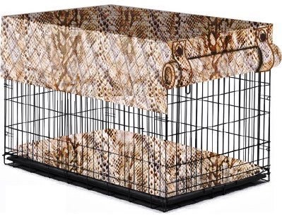 I-Crate Cover Snake - Large